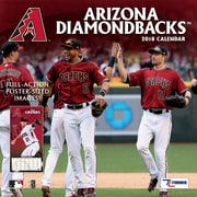 "Arizona Diamondbacks 2018 12"" x 12"" Team Wall Calendar (18998011840)"
