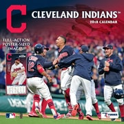Cleveland Indians 2018 12X12 Team Wall Calendar (18998011847)