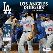 Los Angeles Dodgers 2018 12X12 Team Wall Calendar (18998011852)