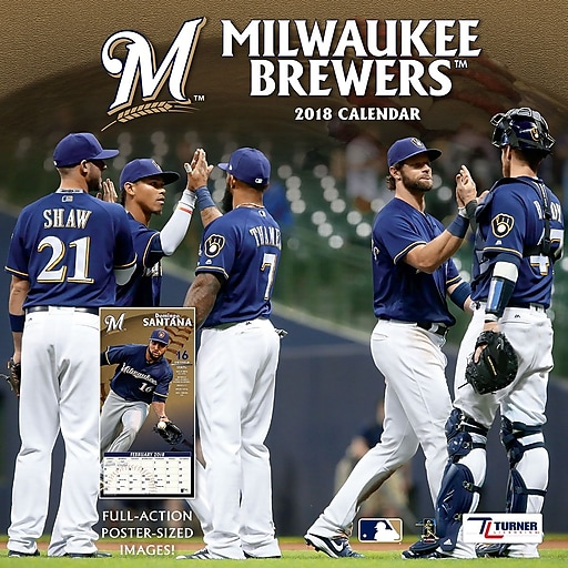 purchase cheap 17030 b4c1a Milwaukee Brewers 2018 12