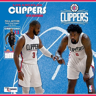 Los Angeles Clippers 2018 12