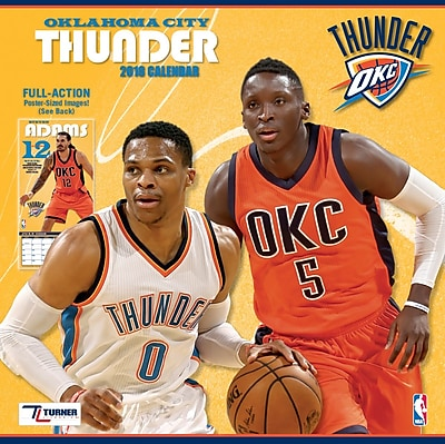Oklahoma City Thunder 2018 12