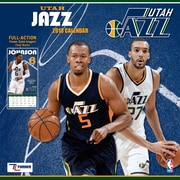 "Utah Jazz 2018 12"" x 12"" Team Wall Calendar (18998011897)"