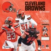 Cleveland Browns 2018 12X12 Team Wall Calendar (18998011906)