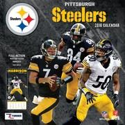 Pittsburgh Steelers 2018 12X12 Team Wall Calendar (18998011923)