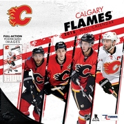"Calgary Flames 2018 12"" x 12"" Team Wall Calendar (18998011934)"