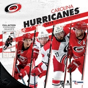 "Carolina Hurricanes 2018 12"" x 12"" Team Wall Calendar (18998011935)"