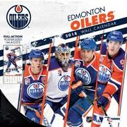 "Edmonton Oilers 2018 12"" x 12"" Team Wall Calendar (18998011941)"