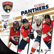 "Florida Panthers 2018 12"" x 12"" Team Wall Calendar (18998011942)"