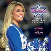 Dallas Cowboys Cheerleaders 2018 12X12 16-Month Wall Calendar (18998011961)
