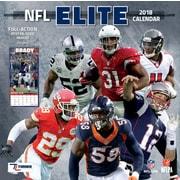 "NFL Elite 2018 12"" x 12"" Wall Calendar (18998011970)"