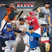 "MLB Elite 2018 12"" x 12"" Wall Calendar (18998011971)"