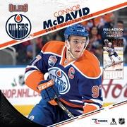 "Edmonton Oilers Connor McDavid 2018 12"" x 12"" Player Wall Calendar (18998011997)"