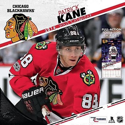 Chicago Blackhawks Patrick Kane 2018 12