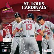St Louis Cardinals 2018 Mini Wall Calendar (18998040545)