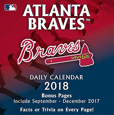 Atlanta Braves 2018 Box Calendar (18998051395)