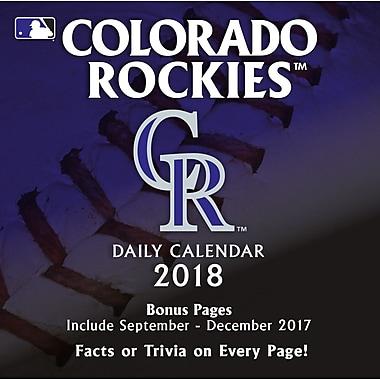 Colorado Rockies 2018 Box Calendar (18998051402)