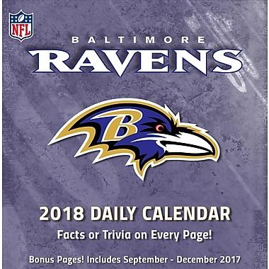 Baltimore Ravens 2018 Box Calendar (18998051430)