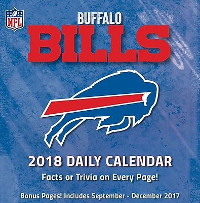 Buffalo Bills 2018 Box Calendar (18998051431)