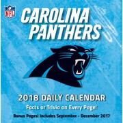 Carolina Panthers 2018 Box Calendar (18998051432)