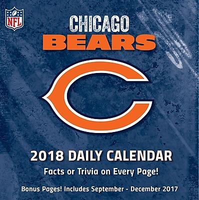 Chicago Bears 2018 Box Calendar (18998051433) 24205977