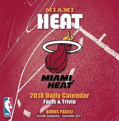 Miami Heat 2018 Box Calendar (18998051486)