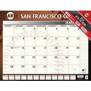 San Francisco Giants 2018 22X17 Desk Calendar (18998061516)