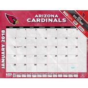 Arizona Cardinals 2018 22X17 Desk Calendar (18998061526) by
