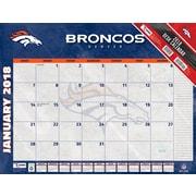 Denver Broncos 2018 22X17 Desk Calendar (18998061535)