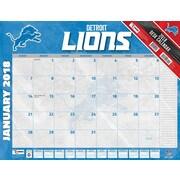 Detroit Lions 2018 22X17 Desk Calendar (18998061536)