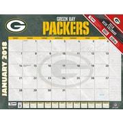 Green Bay Packers 2018 22X17 Desk Calendar (18998061537)