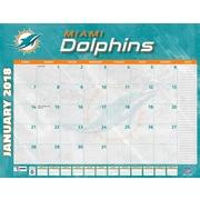Miami Dolphins 2018 22X17 Desk Calendar (18998061541)