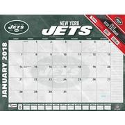 New York Jets 2018 22X17 Desk Calendar (18998061546)