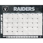 Raiders 2018 22X17 Desk Calendar (18998061547)