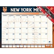New York Mets 2018 22X17 Desk Calendar (18998061566)
