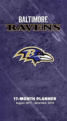 Baltimore Ravens 2017-18 17-Month Planner (18998890534)