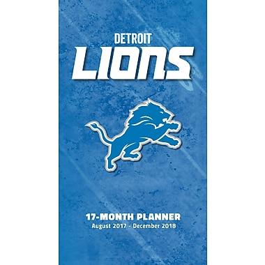 Detroit Lions 2017-18 17-Month Planner (18998890542)