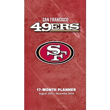 San Francisco 49Ers 2017-18 17-Month Planner (18998890558)