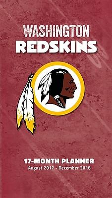 Washington Redskins 2017-18 17-Month Planner (18998890563)