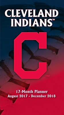 Cleveland Indians 2017-18 17-Month Planner (18998890572)