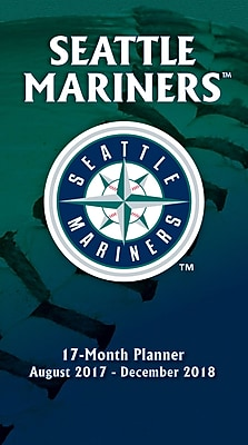 Seattle Mariners 2017-18 17-Month Planner (18998890588)