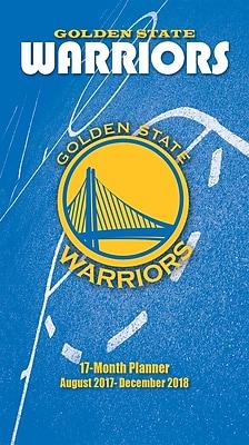 Golden State Warriors 2017-18 17-Month Planner (18998890612)