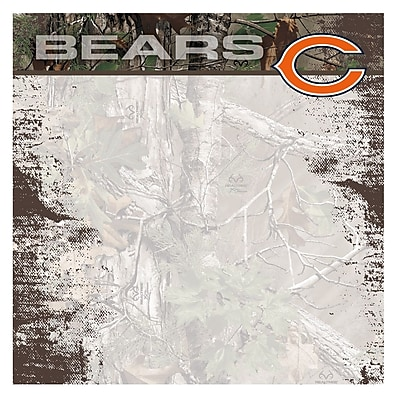 NFL Chicago Bears Note Cube (8720408)