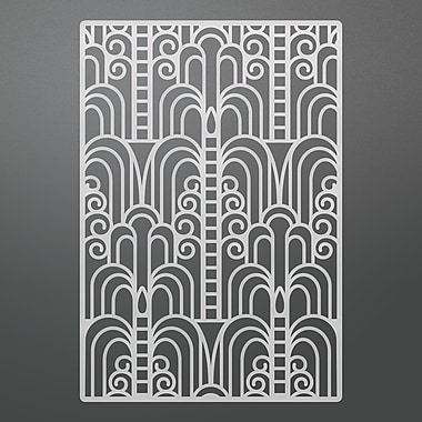 Artdeco Creations Ultimate Crafts The Ritz Background Die (UL157864)