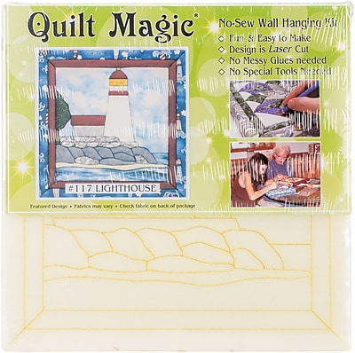 Quilt Magic Lighthouse Quilt Magic Kit 12