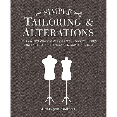 Taunton Press Simple Tailoring & Alterations Guild Of Master Craftsman Books (GU-89595)