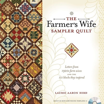 F&W Media The Farmer's Wife Sampler Quilt, Krause (KP-Z2991)