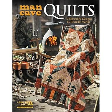 Leisure Arts Man Cave Quilts (LA-5749)