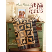 Leisure Arts Miss Rosie's Spice Of Life Quilts (LA-5026)