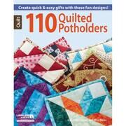 Leisure Arts 110 Quilted Potholders (LA-6203)